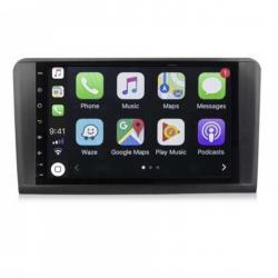 Autoradio Android full tactile GPS Bluetooth Mercedes ML W164, GL X164 2005 à 2011 + caméra de recul