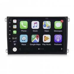 Autoradio full tactile GPS Bluetooth Android Porsche Cayenne de 2003 à 2010 + caméra de recul