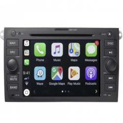 Autoradio tactile GPS Bluetooth Android Porsche Cayenne de 2003 à 2010 + caméra de recul