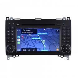 Autoradio Android tactile GPS Bluetooth VW Crafter et LT3 de 2006 à 2016 + caméra de recul