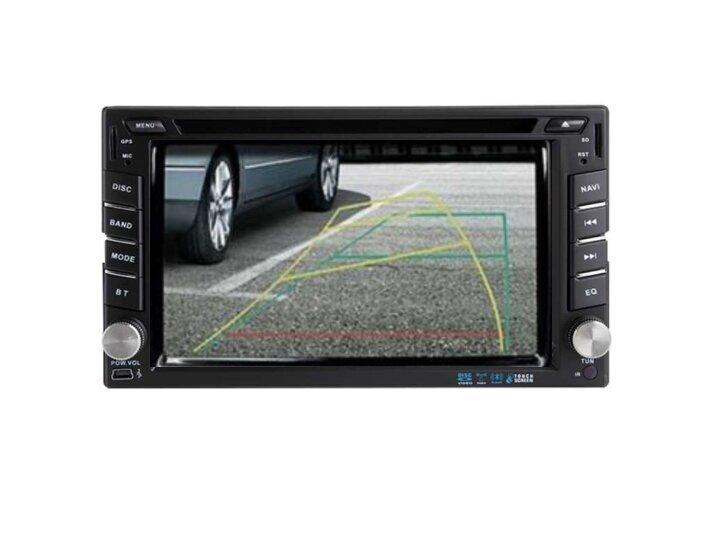 Autoradio gps carplay android auto bluetooth vw golf 4 polo passat bora sharan t4 t5 crafter transporter 5