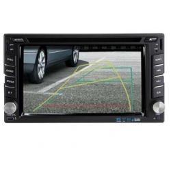 Autoradio standard tactile GPS Bluetooth VW Golf 4,Polo,Passat,Bora,Sharan,T4, et T5  + caméra de recul