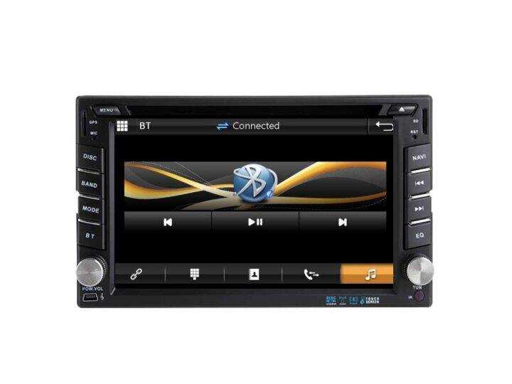 Autoradio gps carplay android auto bluetooth vw golf 4 polo passat bora sharan t4 t5 crafter transporter 8