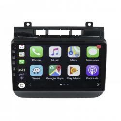 Autoradio Android full tactile GPS Bluetooth Volkswagen Touareg de 2010 à 2017 + caméra de recul