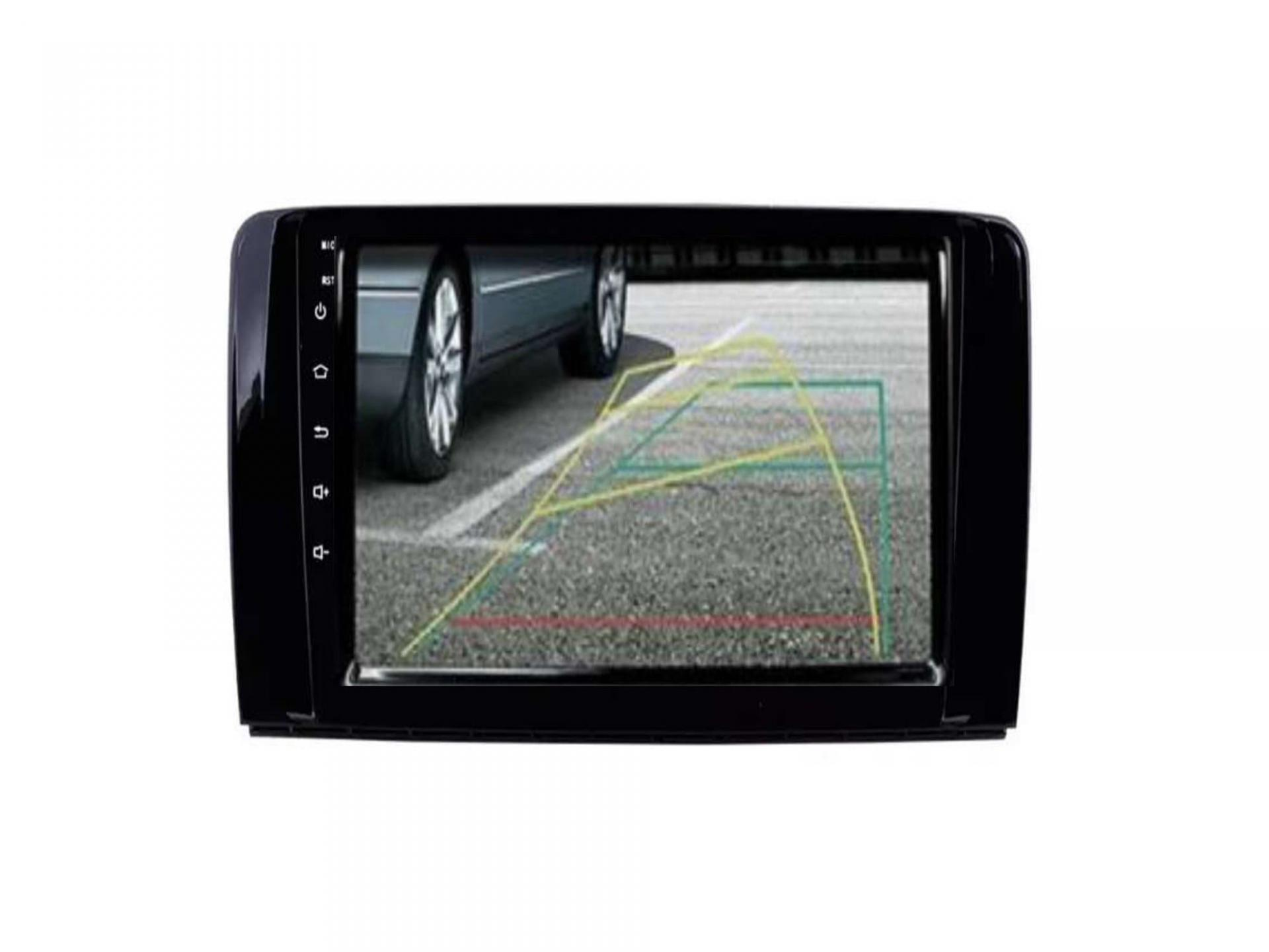 Autoradio gps carplay android auto bluetooth wifi mercedes classe r w251 r280 r300 r350 r63 4