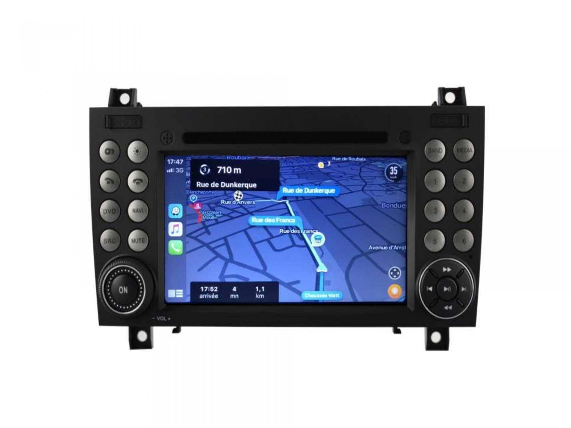 Autoradio gps carplay android auto gps bluetooth 2