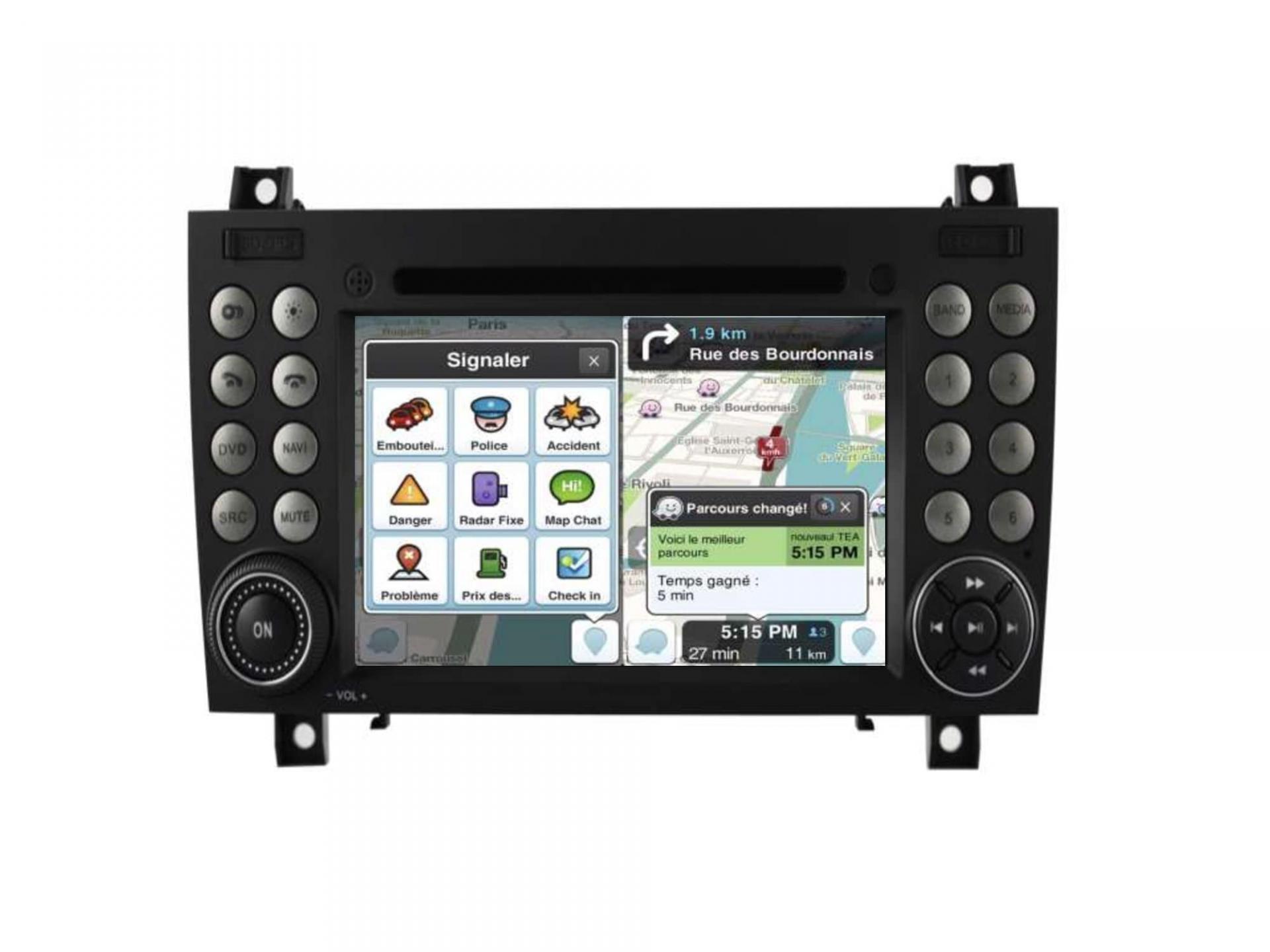 Autoradio gps carplay android auto gps bluetooth 3