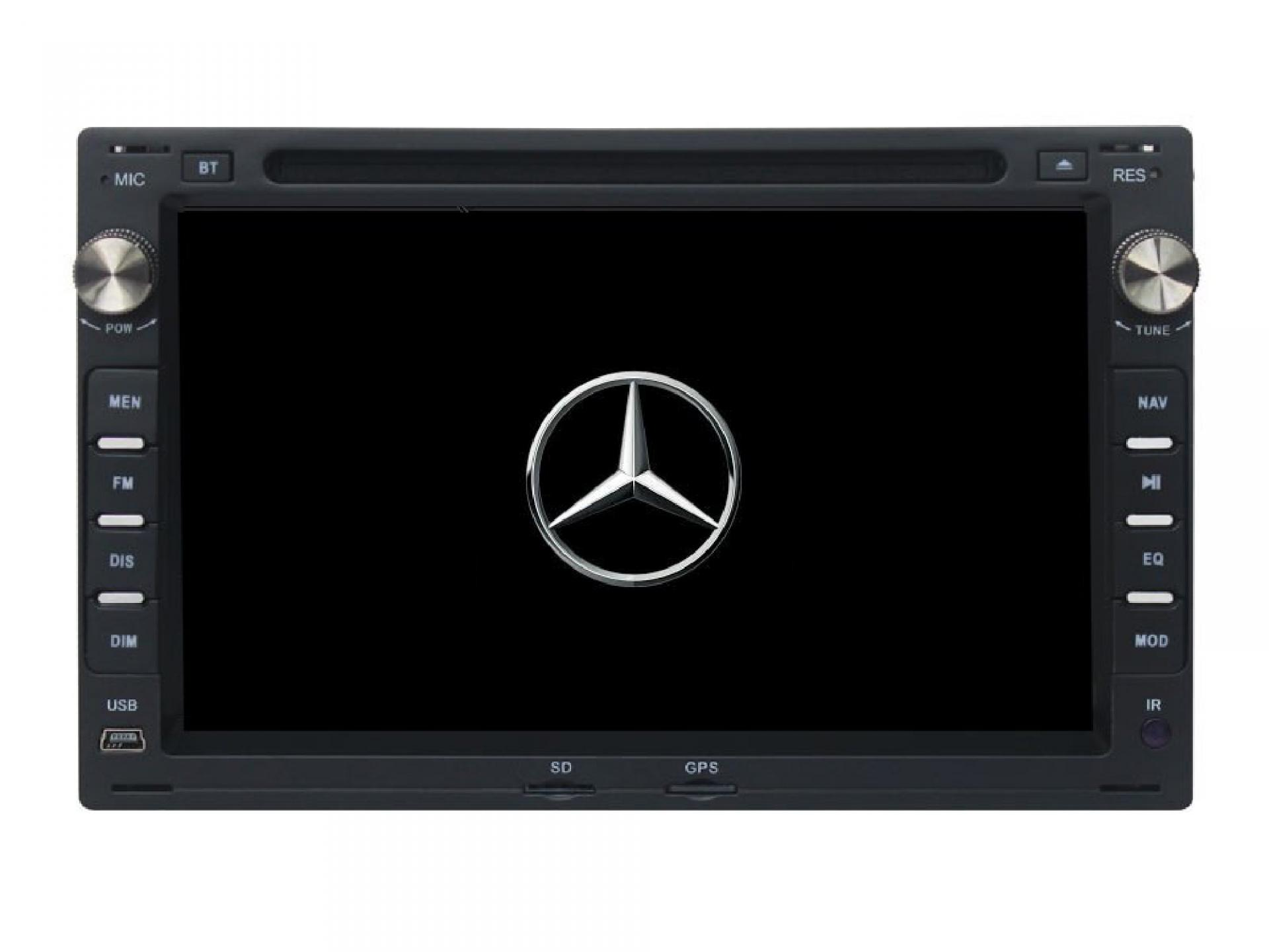 autoradio gps bluetooth mercedes ml w163 camera de recul. Black Bedroom Furniture Sets. Home Design Ideas