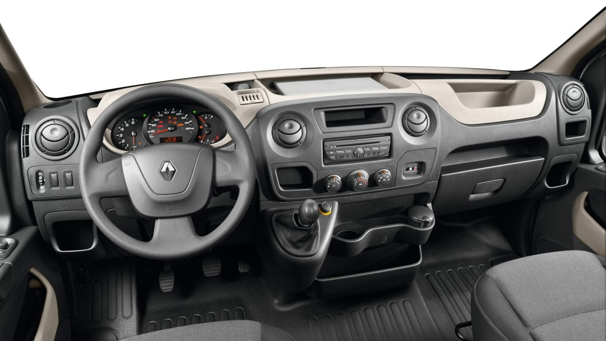 Autoradio gps renault master bluetooth navigation camera de recul 1