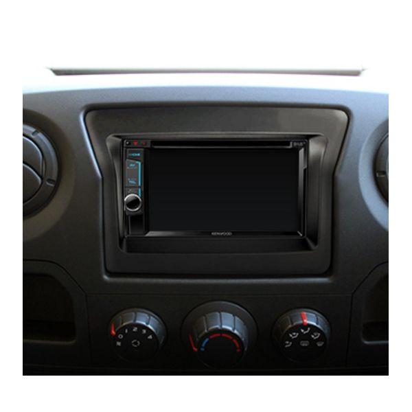 Autoradio gps renault master bluetooth navigation camera de recul 2
