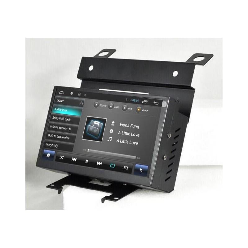 Autoradio land rover freelander 2 2005 2012 android gps bluetooth tv digital 2