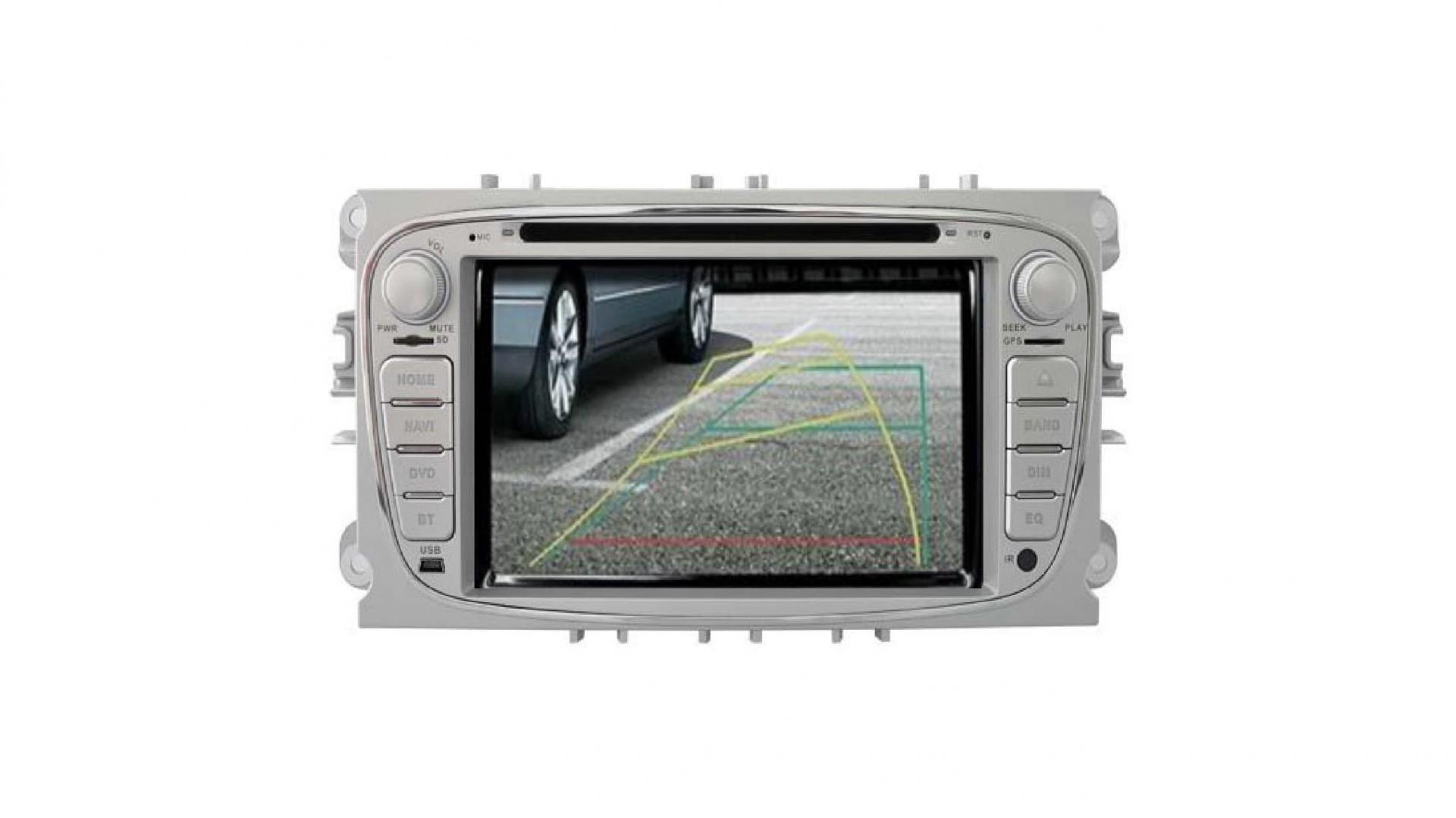 Autoradio s max galaxy mondeo focus autoradio gps bluetooth android auto carplay camera de recul commande au volant1