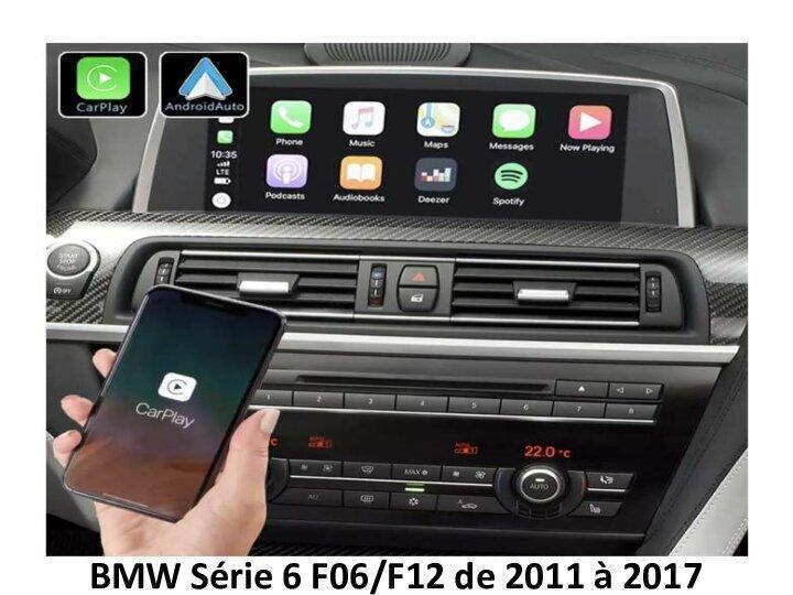 Bmw f20 21 7 f06 f12 g11 carplay android auto gps autoradio i3 x3 m3 m5 x1 f48 x2 f39 2010 2011 2012 2013 2014 2015 2016 2017 2018 2019 audi a3 ds4 e84 camera de recul commande au