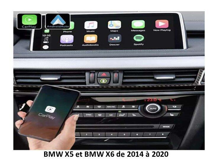 Bmw f20 f23 21 7 f06 f12 g11 carplay android auto gps autoradio i3 x3 m3 m5 x1 f48 x2 f39 2010 2011 2012 2013 2014 2015 2016 2017 2018 2019 audi a3 ds4 e84 camera de recul commande