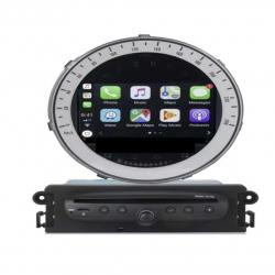 Autoradio Android tactile GPS Bluetooth Mini Cooper 2006 à 2013 + caméra de recul