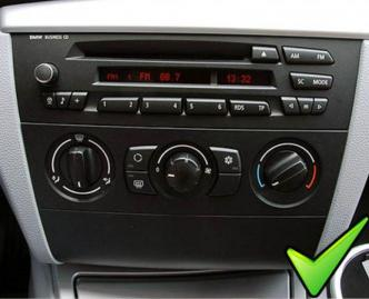 Bmw serie 1 android
