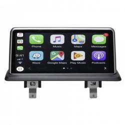 Autoradio Android full tactile GPS Bluetooth BMW Série 1 E81, E82, E87 et E88 de 2004 à 2012 + caméra