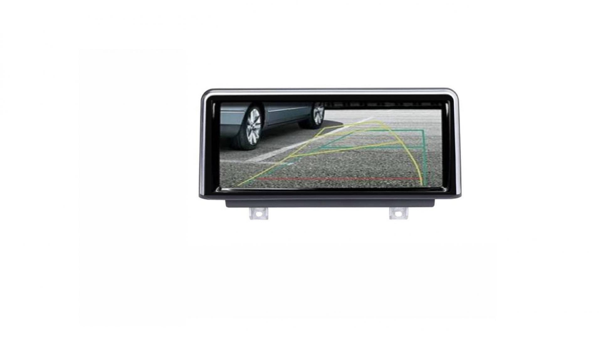 Bmw serie 1 f20 f21 autoradio gps bluetooth android auto carplay camera de recul commande au volant2