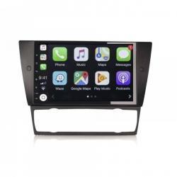 Autoradio Android full tactile GPS Bluetooth BMW Série 3 E90, E91, E92, et E93 de 2005 à 2012 + caméra de recul