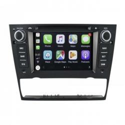 Autoradio Android tactile GPS Bluetooth BMW Série 3 E90, E91, E92, et E93 de 2005 à 2012 + caméra de recul