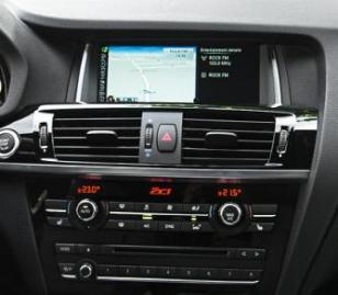 Bmw x3 f25 android wifi