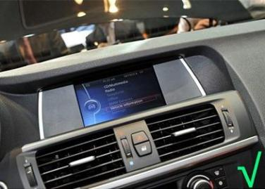 Bmw x3 f25 android