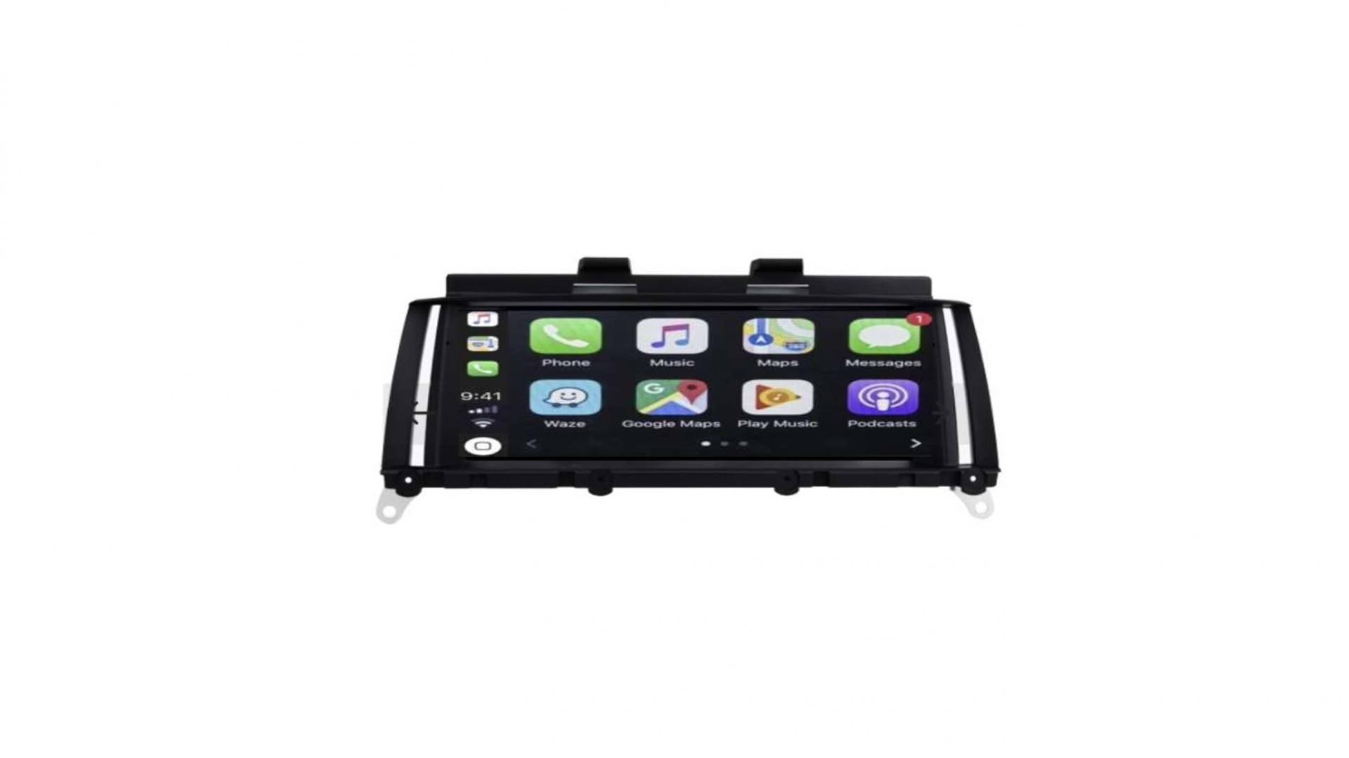 Bmw x3 f25 bmw x4 f26 autoradio gps bluetooth android auto carplay camera de recul commande au volant1