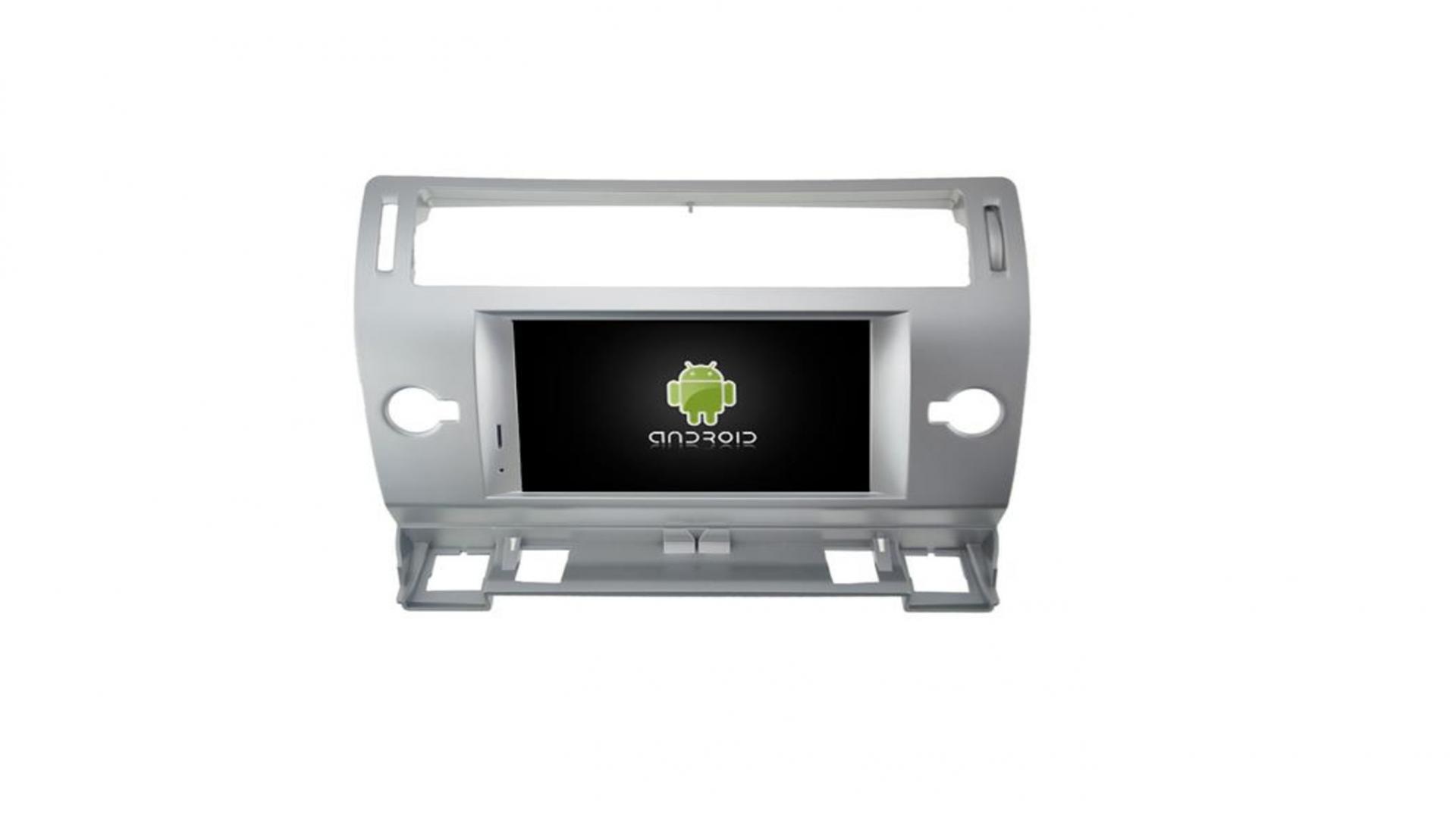 C4 citroen c4 autoradio gps bluetooth android auto carplay camera de recul commande au volant1