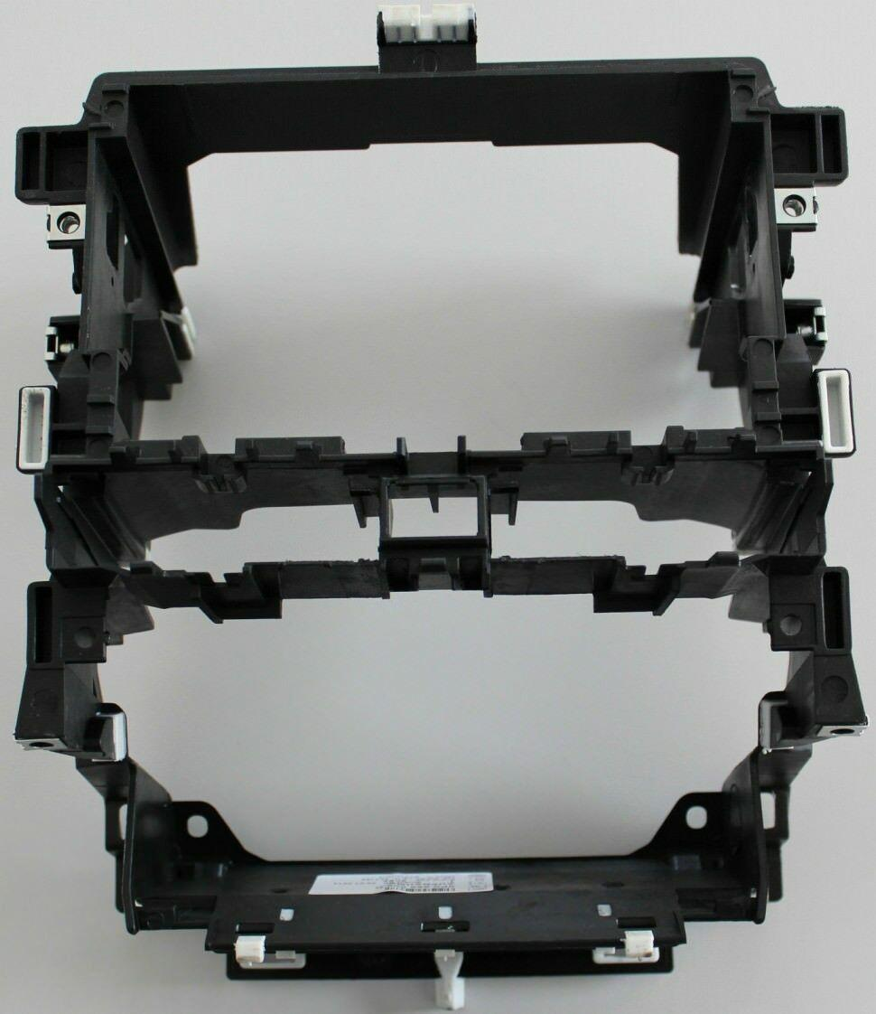 Cage double din audi a3 8p0858005d pieces dorigine console 2