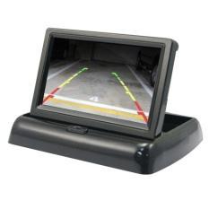Camera de recul avec écran LCD