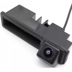 Caméra de recul poignée d'ouverture de coffre pour Audi A1 A3 A4 A6 Audi S5 et Q7