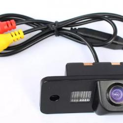 Caméra de recul lumière de plaque pour Audi A3 A4 A6 A8 et Q5 Q7
