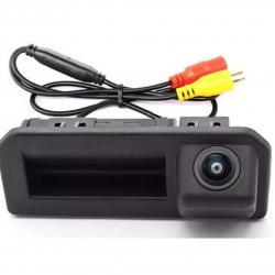 Caméra de recul poignée d'ouverture de coffre pour Audi A3 A4 A6
