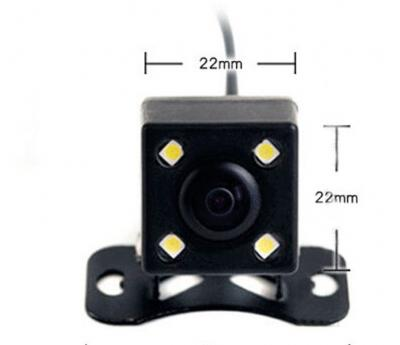 Caméra de recul vision nocturne avec écran lcd
