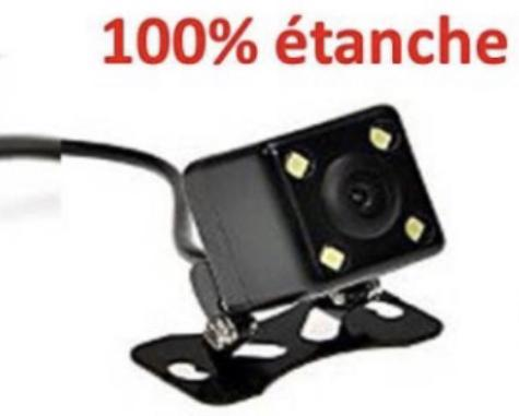 Camera de recul vision nocturne wifi 1