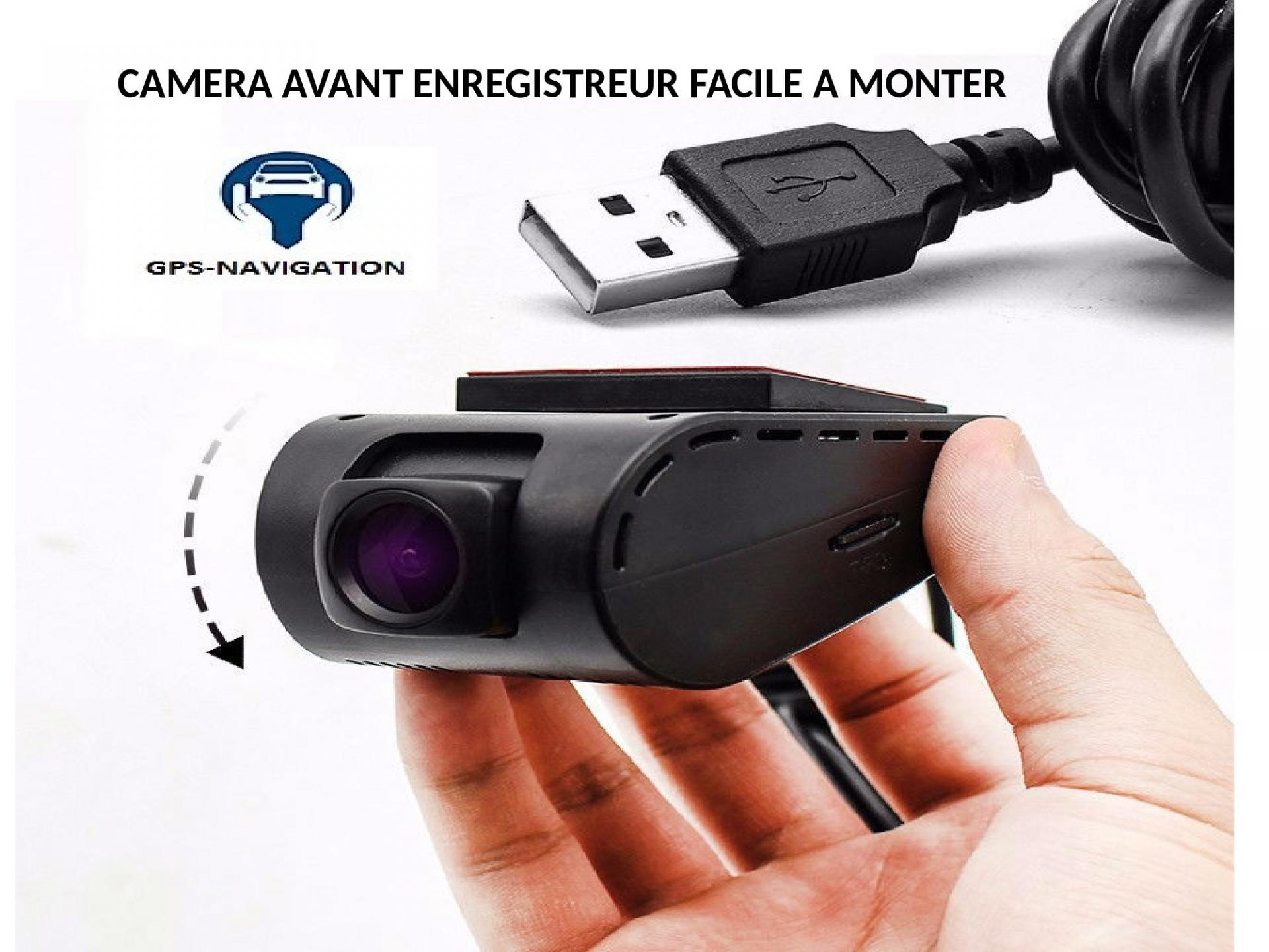 Camera dvr enregistreur