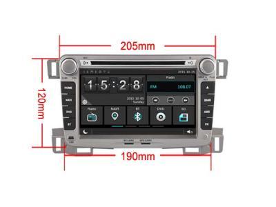 AUTORADIO GPS BLUETOOTH CHEVROLET SAIL 2009-2013 + CAMERA DE RECUL
