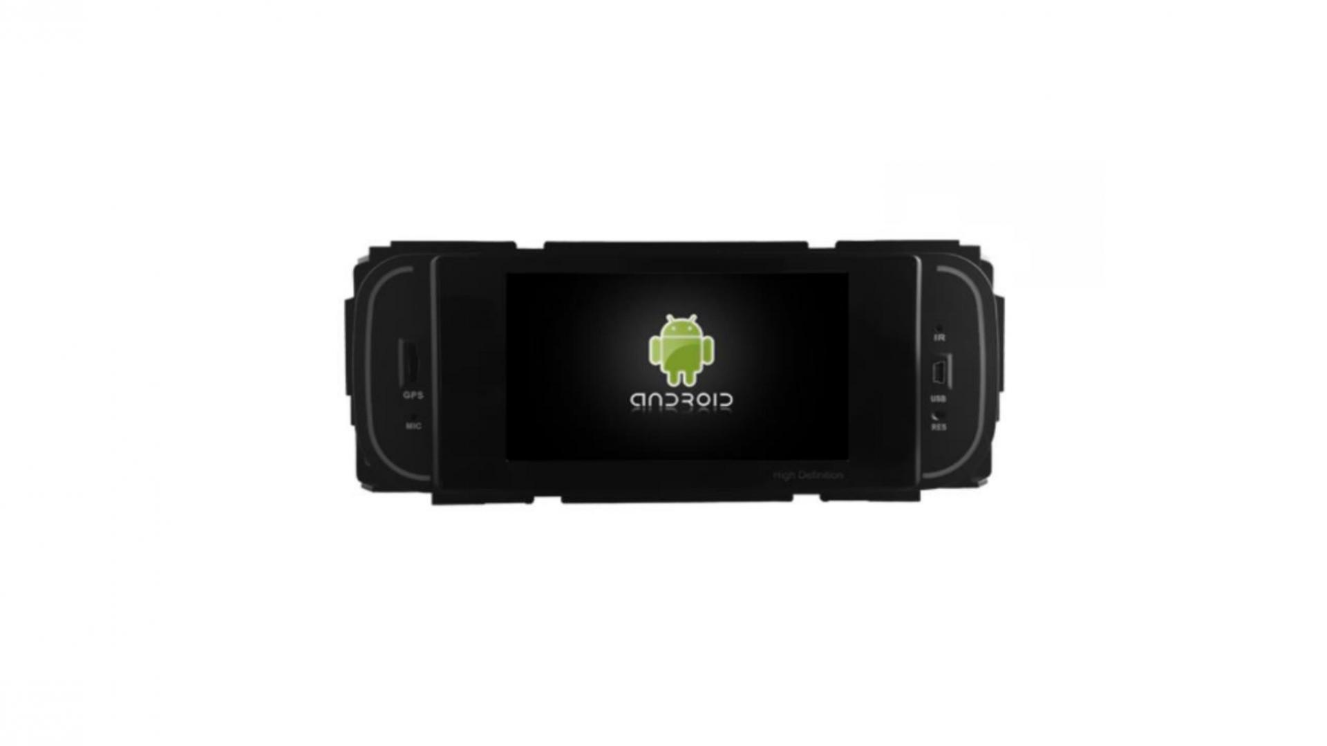 Chrysler voyager cruiser 300 sebring autoradio gps bluetooth android auto carplay camera de recul commande au volant 1