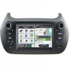 Autoradio Android tactile GPS Bluetooth Citroën Nemo 2008 à 2017 + caméra de recul