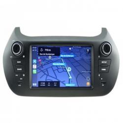 Autoradio Android tactile GPS Bluetooth Peugeot Bipper de 2008 à 2017 + caméra de recul