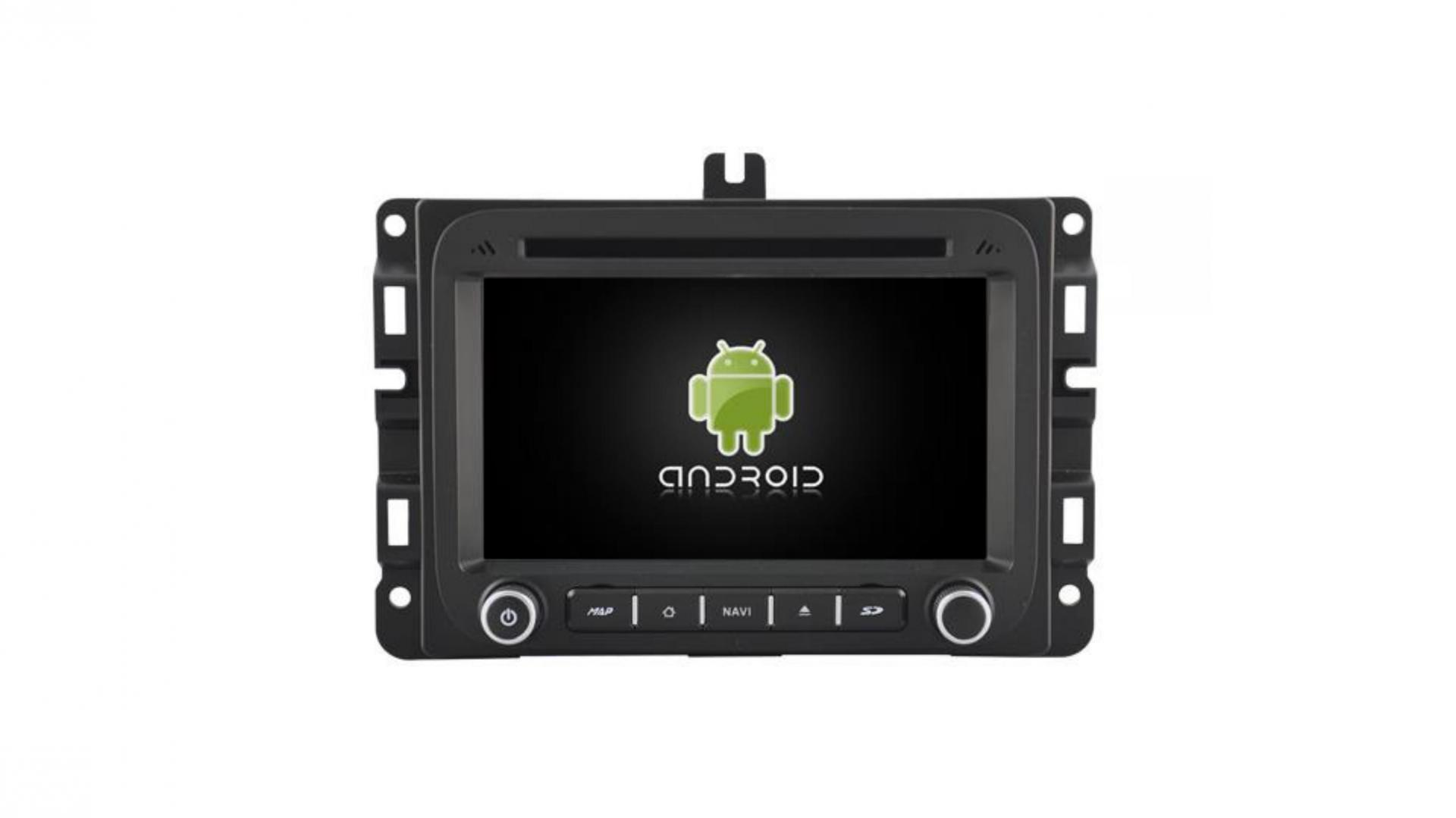 Dodge ram 1500 journey autoradio gps bluetooth android auto carplay camera de recul commande au volant