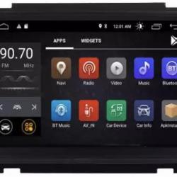 AUTORADIO GPS BLUETOOTH ANDROÏD Chrysler Voyager, PT Cruiser, 300C, Sebring + CAMERA DE RECUL