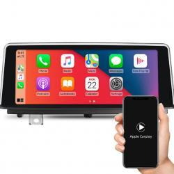 Boîtier Apple Carplay & Android Auto sans fil pour BMW Série 1 F20 de 2012 à 2020