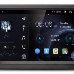 AUTORADIO ANDROÏD FULL TACTILE GPS BLUETOOTH MITSUBISHI OUTLANDER , ASX et L200 de 2012 à 2020 + CAMERA DE RECUL