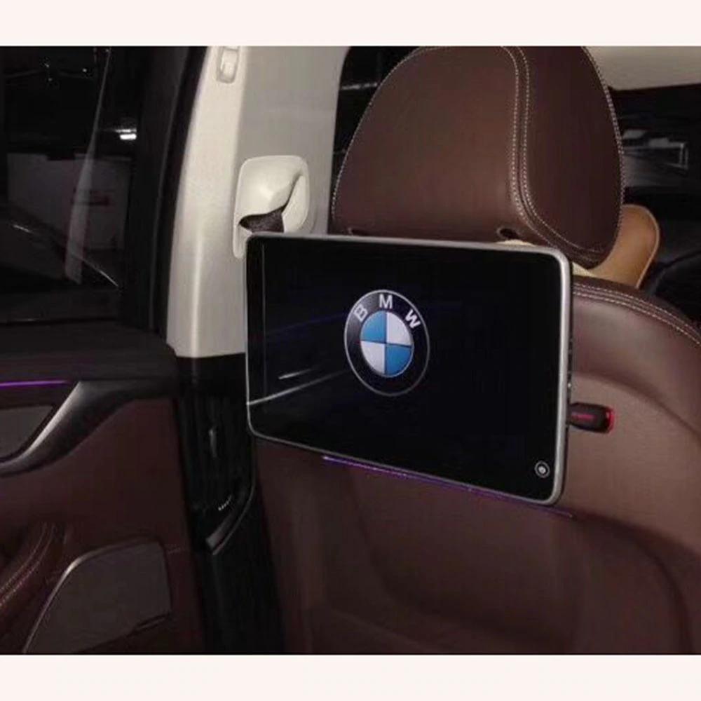 Fabricant de voiture appui t te vid o dvd joueurs pour bmw android os automobile appuie