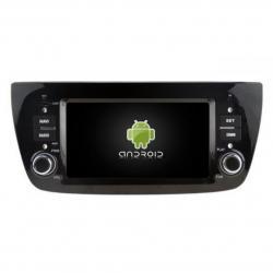 AUTORADIO ANDROÏD GPS BLUETOOTH FIAT DOBLO depuis 2010 + CAMERA DE RECUL