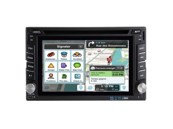 Fiat ducato autoradio gps android auto carplay bluetooth 1