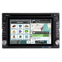 Autoradio tactile GPS Bluetooth Android Fiat Ducato jusqu'à 2011 + caméra de recul
