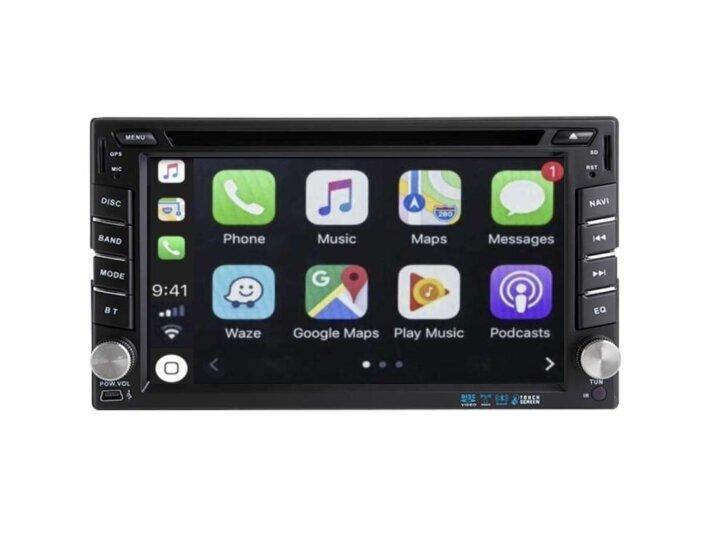 Fiat ducato autoradio gps android auto carplay bluetooth 2 1