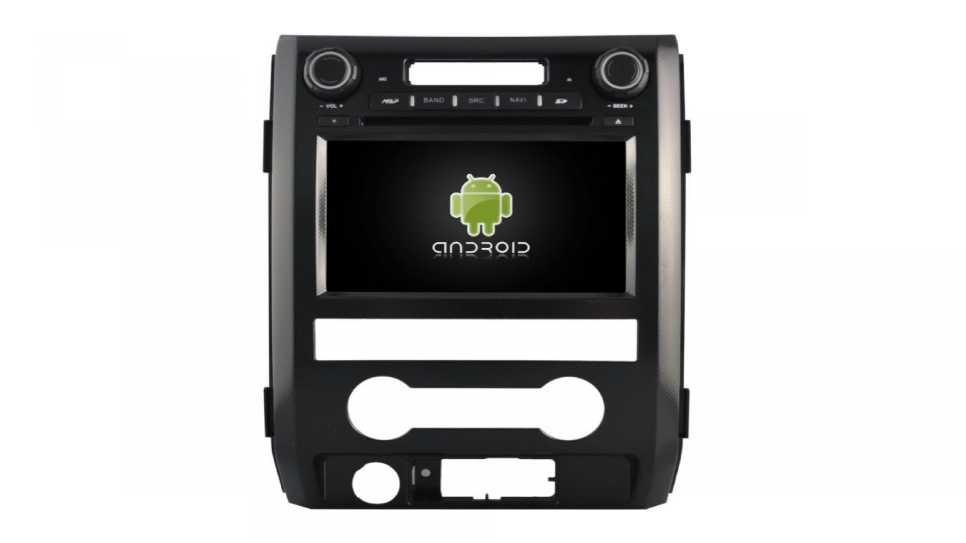 Ford 150 autoradio gps bluetooth android auto carplay camera de recul commande au volant